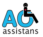 Ao Assistans AB logotyp