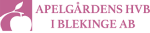 Apelgårdens Hvb i Blekinge AB logotyp
