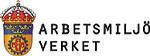 Arbetsmiljöverket (Av) logotyp