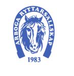 Arboga Ryttarsällskap logotyp
