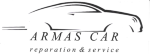 Armas car logotyp