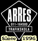 Arres Trafikskola i Norrköping AB logotyp