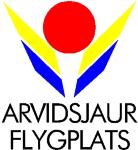 Arvidsjaur Flygplats AB logotyp