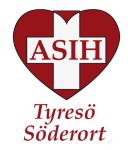 ASIH Tyresö/Söderort AB logotyp