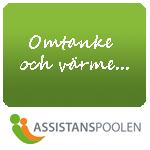 Assistanspoolen Omsorg Sweden AB logotyp