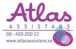Atlas Assistans AB logotyp