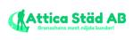 Attica Städ AB logotyp