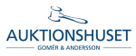 Auktionshuset Gomér & Andersson AB logotyp