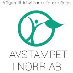 Avstampet i Norr AB logotyp
