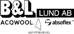 B & L Lund AB logotyp
