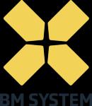 B & M Systemutveckling AB logotyp