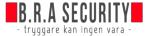 B.R.A Security AB logotyp