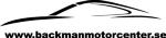 Backman Motorcenter AB logotyp
