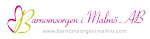 Barnomsorgen i Malmö AB logotyp