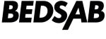 Bedsab B. Edström AB logotyp