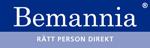 Bemannia Kontor AB logotyp