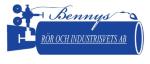 Bennys Rör- och Industrisvets AB logotyp