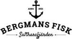 Bergmans Fisk & Rökeri i Saltharsfjärden AB logotyp