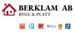 Berklam Bygg & Platt AB logotyp