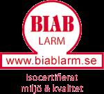 BIAB Lås & Larm AB logotyp