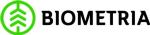 Biometria ek. för. logotyp