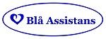 Blå Assistans logotyp