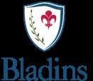 Bladins Skola, Stiftelsen logotyp