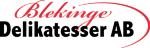 Blekinge Delikatesser AB logotyp