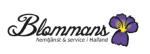 Blommans Hemtjänst och Service i Halland AB logotyp