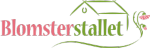 Blomsterstallet AB logotyp
