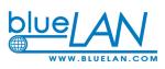 Bluelan AB logotyp