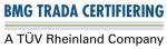 Bmg Trada Certifiering AB logotyp