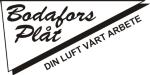 Bodafors Plåt AB logotyp
