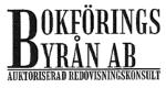 Bokföringsbyrån i Sverige AB logotyp