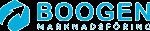 Boogen Marknadsföring AB logotyp