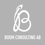 Boom Consulting AB logotyp