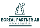 Boreal Partner AB logotyp