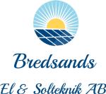 Bredsands El & Solteknik AB logotyp