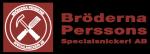 Bröderna Persson Specialsnickeri AB logotyp