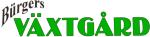 Bürgers Växtgård AB logotyp