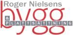 Bygg & Plattsättning Roger Nielsen AB logotyp
