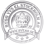 Bygg VVS El Stockholm AB logotyp