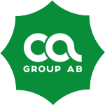 C.A. Group AB logotyp