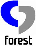 C.O.J Forest AB logotyp