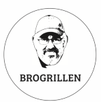 Centrumgrillen i Ubro AB logotyp