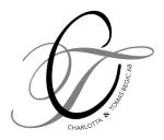 Charlotta & Tomas Begic AB logotyp