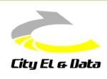City El & Data i Väst AB logotyp