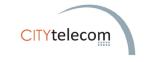 City Sundblad Telecom AB logotyp