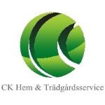 Ck Hem & Trädgårds Service logotyp