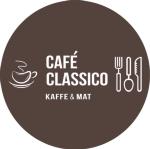 Classico cafe AB logotyp